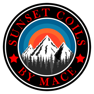 Sunset Coils * by Mace * - Ni80 - 4 Kern Alien - ˜ 0.45 Ohm
