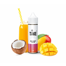 Take - Pro Vape - Mango Coconut Smoothie - Longfillaroma...