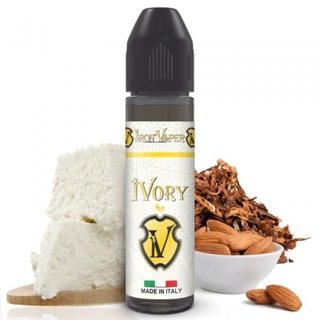 Iron Vaper E-Liquid 50ml 0mg - Ivory - Shortfill