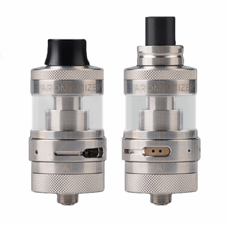 Steam Crave - Aromamizer lite V1.5 RTA Silber