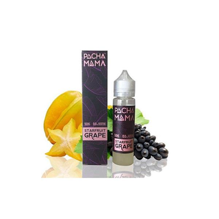 Charlies Chalk Dust - Pachamama - Starfruit Grape - 50ml 0mg Shortfill Liquid