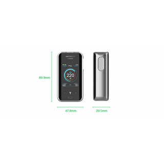 Vaporesso - Luxe 2 Box Mod 220W Touch Screen