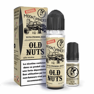 Moon Shiners - Old Nuts 60ml