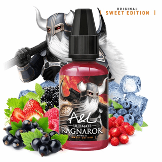 Arômes et Liquides (A&L) - Ragnarok Primal - Sweet Edition - Ultimate - Aroma 30ml