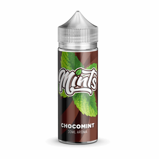 Mints - Chocomint - Longfill Aroma 30ml in120ml-Flasche