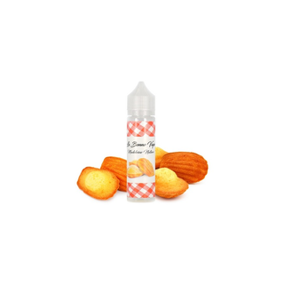 La Bonne Vape - Madeleine Natur - 50ml 0mg Shortfill Liquid