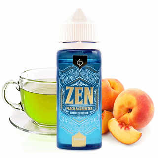 Sique Berlin Liquid - Zen - 100ml 0mg Shortfill