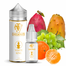Checkmate Dampflion - White King - 10ml Aroma Longfill
