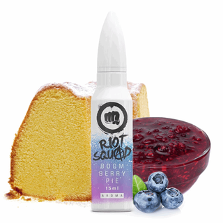 RIOT Squad - Shots - Boom Berry Pie - Longfill Aroma 15ml