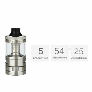 Steam Crave - Aromamizer Supreme V2.1 RDTA Bundle