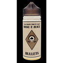Masc E Juice - Bullets - 100ml -  0mg